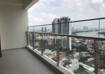 Gateway Thao Dien apartment for sale 125m2 with 3 bedrooms high floor