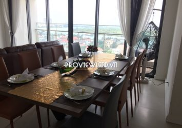 River view apartment with 4 bedrooms at Gateway Thao Dien Aspen for rent