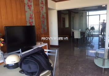 Apartment 4 bedrooms for rent in Hoang Anh Riverview has good price