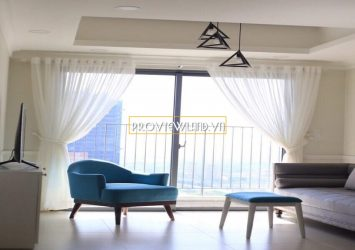 Sell Masteri Thao Dien apartment 2 bedrooms Block T2 has pink book
