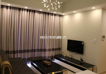 Masteri Thao Dien luxury apartment for rent with 2 large bedrooms