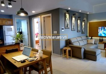 Masteri Thao Dien apartment for rent with 2 bedrooms fully equipped