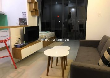 Serviced apartment for rent 40sqm 1 bedroom full furnished at Thao Dien District 2