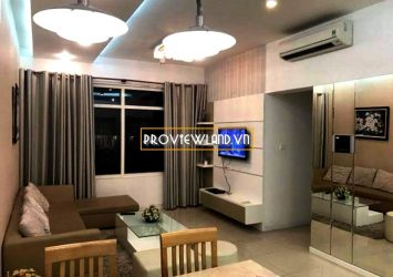 Serviced apartment for rent fully furnished 2 bedroom in Saigon Pearl