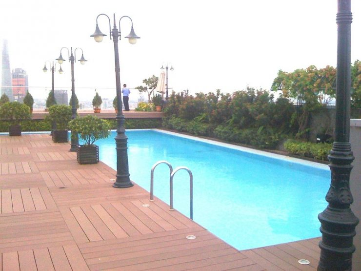 Sailing Tower Apartment For Rent Swimming Pool