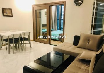 Vinhomes Landmark 81 apartment for rent with 1 bedroom high-end