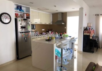 3BRs River Garden apartment for sale, area 135m2 high floor Good price