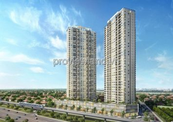 Selling 2 bedrooms apartment at Masteri Parkland District 2 special location