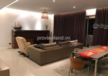 Apartment for sale in The Estella 171sqm area 3 bedrooms full furniture low floor
