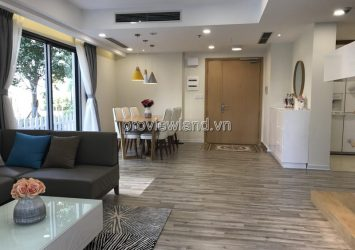 Duplex Masteri Thao Dien Apartment for sale at T3 tower of 130m2 3 bedrooms