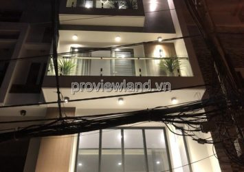 House for sale in Binh Thanh District Le Quang Dinh Street 4.3x14m of area Fully furnished