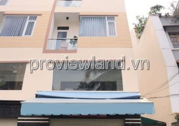 House for sale in Nguyen Kiem street District Phu Nhuan 5.2x11m 5  floors red book