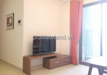 Masteri Thao Dien apartment for rent high floor 2 bedrooms fully furnished
