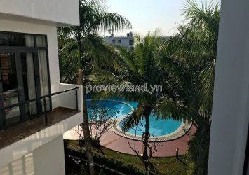 Villa for rent in District 9 in Villa Park 220m2 3 floors 4Brs fully furnished