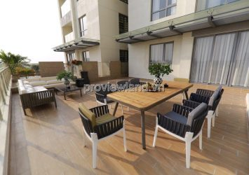 Apartment for rent at Diamond Island District 2 area 115m2 + 70m2  garden 3BRs