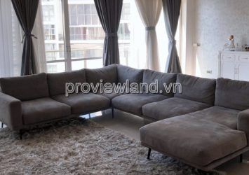 Need to rent for rent Penthouse The Estella District 2 283m2 4 Bedrooms with high quality interior