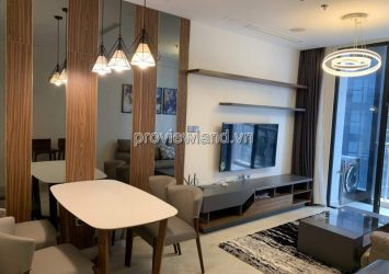 For rent apartment Vinhomes Golden River District 1 fully furnished 1 bedroom