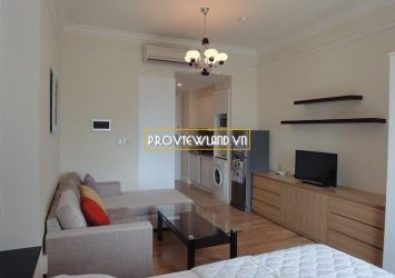 The Manor Binh Thanh Block G apartment for sale 1 bedroom good price