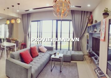 Masteri Thao Dien apartment for sale 3 bedrooms fully furnished view landmark 81