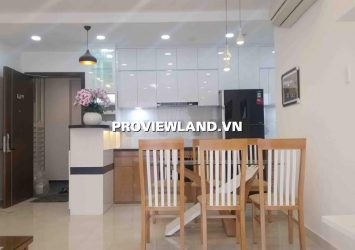 Apartment for sale 3 bedrooms full interior river view at Tropic Garden District 2