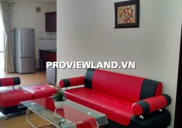 Central garden apartment for rent District 1 area 76m2 2 bedrooms full interior