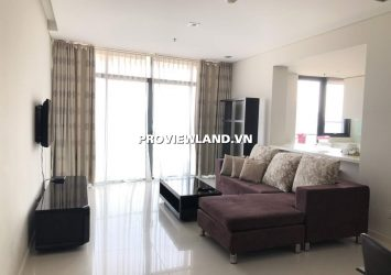 City Garden apartment for rent with 3 bedrooms full furnished 146m2 city view
