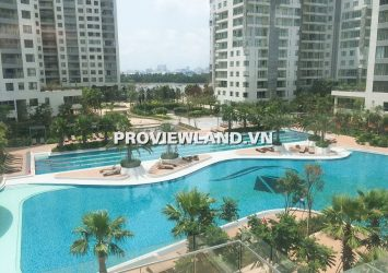 Selling apartments in Diamond Island District 2 area 124m2 3 bedrooms with pool view
