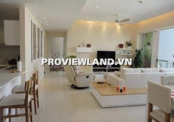 Estella An Phu apartment for rent with 3 bedrooms 171m2 full of new home interiors