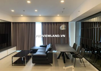 Gateway Thao Dien apartment for rent with 2 bedrooms fully furnished airy view