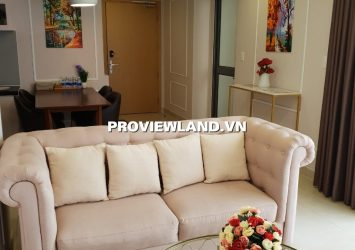 For rent apartment  serviced luxury Masteri Thao Dien 2 bedrooms 68m2 high quality furniture
