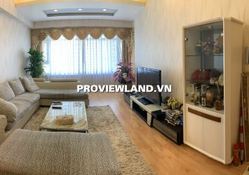 Apartment for rent Saigon Pearl 3 bedroom beautiful interior rivew view