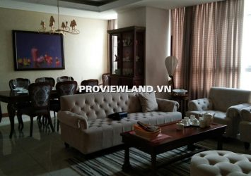 Xi Riverview apartment for rent in District 2 area 185m2 full interior river view