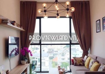 The Ascent Thao Dien apartment for rent 2 bedrooms