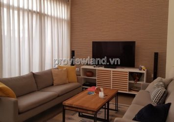 Thao Dien villas for rent at MidPoint Villas District 2  3BRs 163m2 full furniture
