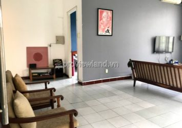 Villa for rent Phu Nhuan compound area 450m2 2 floors 3 Bedrooms