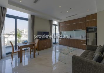 Serviced apartment for rent in District 3 Vo Van Tan from 1-2 bedrooms