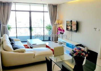 City Garden Flat for rent in Binh Thanh District 3Brs area of 145sqm