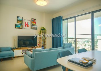 Gateway Thao Dien apartment for river view with area 90sqm 2BRs