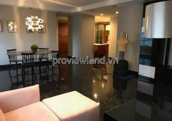 The Manor apartment for rent with 3BRs area of 157sqm low floor