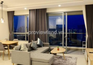 Diamond Island apartment for rent high floor 91sqm river view 2BRs