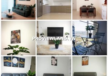 Apartment for rent in Estella Heights 2 bedroom area 100m2 new furniture