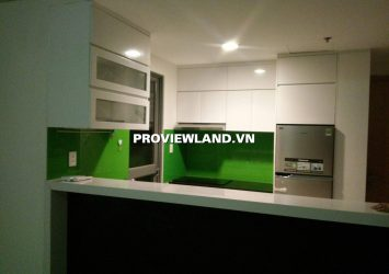 Apartment for rent 2 bedroom full interior view landmark 81 at Masteri Thao Dien