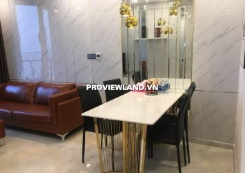 Vinhomes Golden River apartment for rent 1 bedroom beautiful interior river view