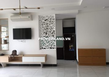 Apartment for rent Tropic Garden 3 bedroom with 112m2 full interior