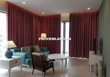 Apartment for rent in Diamond Island 3 bedrooms 117m2 high class interior view pool