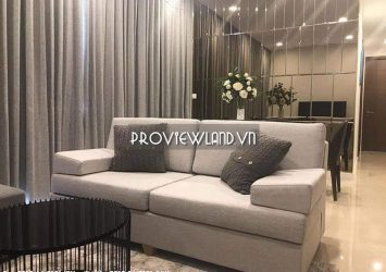 The Nassim Thao Dien apartment for rent 3brs