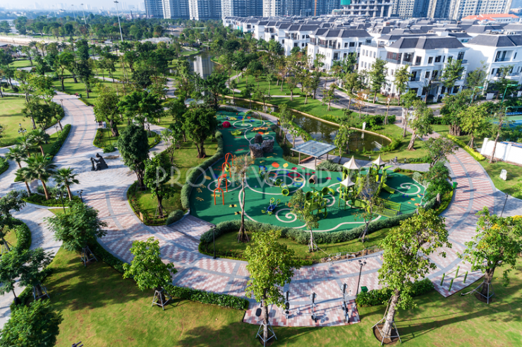 Vinhomes central park facilities
