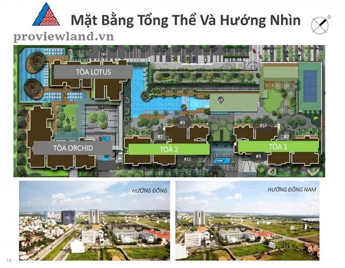 Vista Verde layout