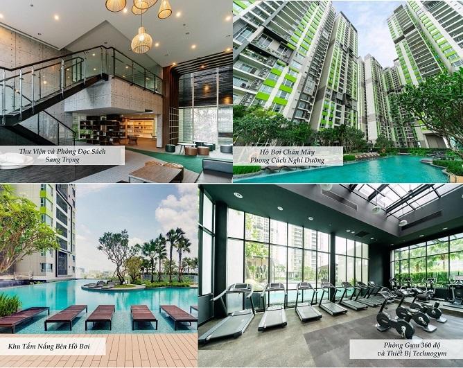 Vista Verde facilities