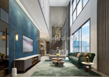 The Marq apartment for sale in District 1 4 bedrooms 144m2 interior 5*